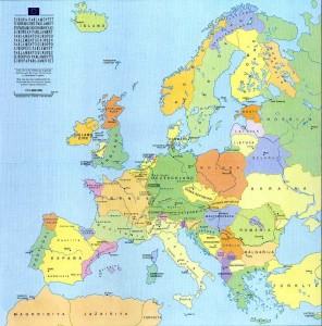 carte des minorités ethniques